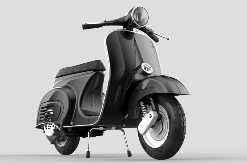 Motocykl 125 cm3 czy skuter? Co wybrać?