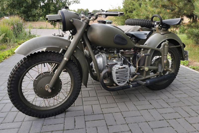 Jaki motocykl kupić? K750 - motocykl Stalina