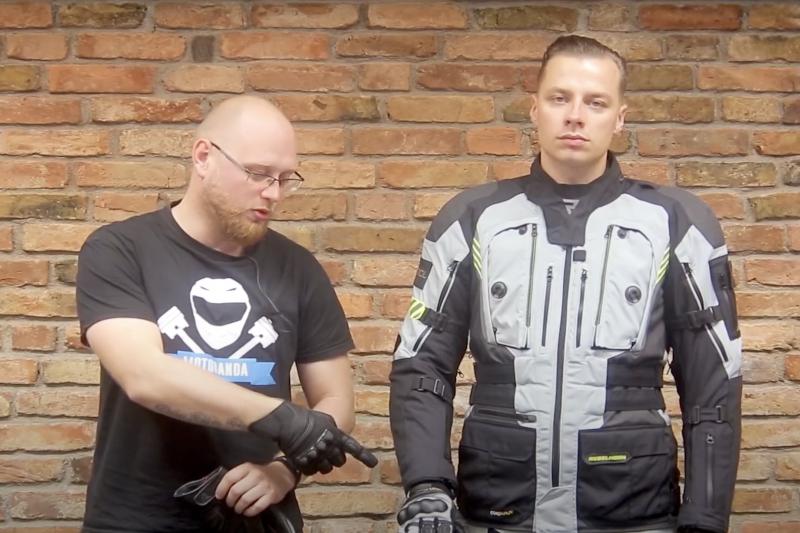 4 motocyklowe kurtki turystyczne na każdą kieszeń [MOTOBANDA]