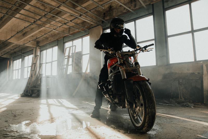 Rebelhorn Vandal Air wysoko oceniony w testach Motorrad!