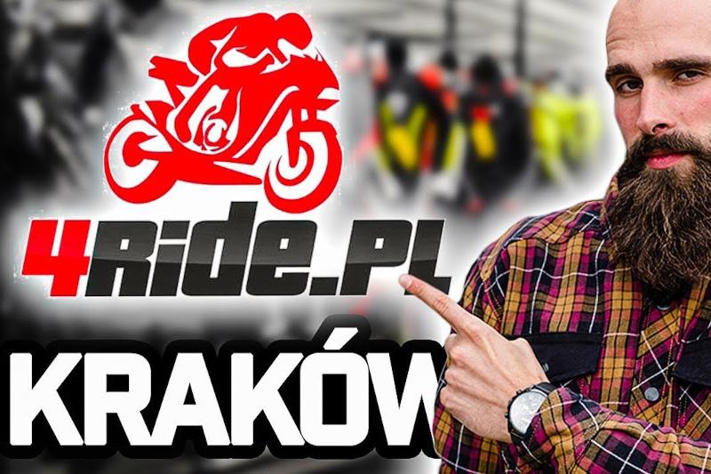 Odwiedzamy ekipę 4ride z Krakowa