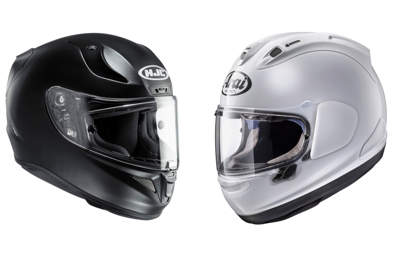 Przetestuj kaski Arai i HJC w Dobrych Sklepach Motocyklowych
