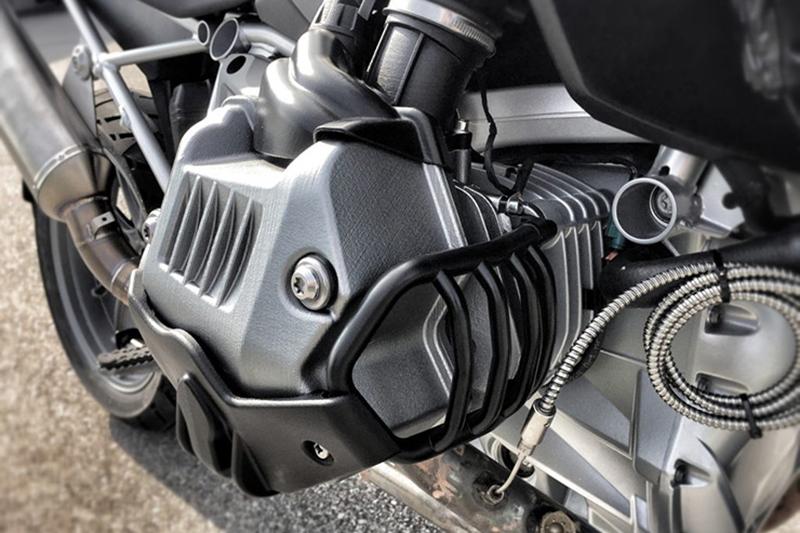 BMW testuje nowego boksera ze zmiennymi fazami rozrządu