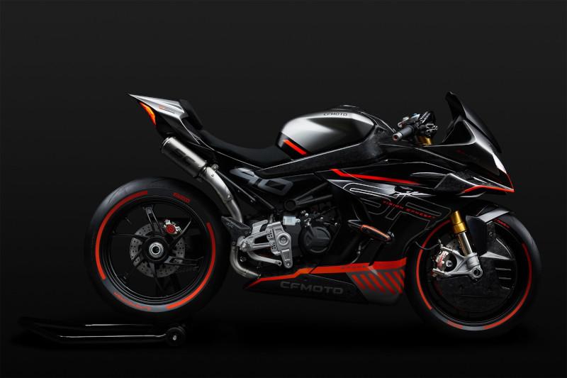 Chińczyk z włoskim temperamentem. Sportbike CFMoto SR-C21