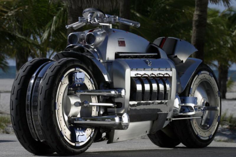 Najdroższe motocykle świata - top 5