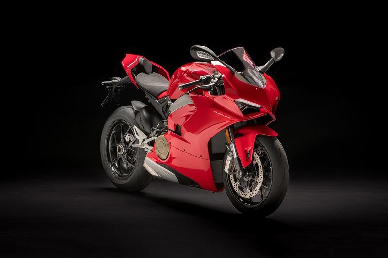 Ducati Panigale V4. Premiera piękności superbike