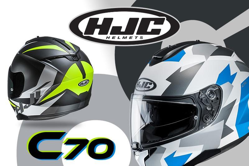Uniwersalny HJC C70 - Nowość 2019
