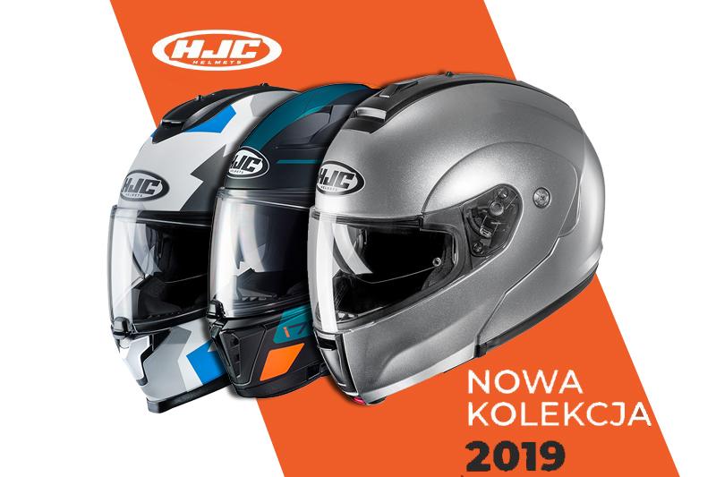 Przegląd nowości HJC na sezon 2019