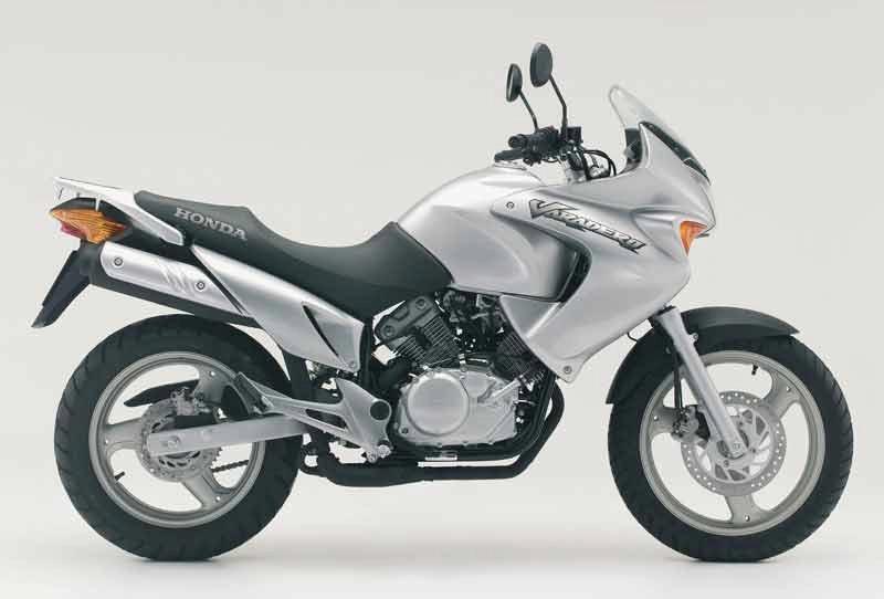 Jaki motocykl 125 kupić? Honda Varadero 125