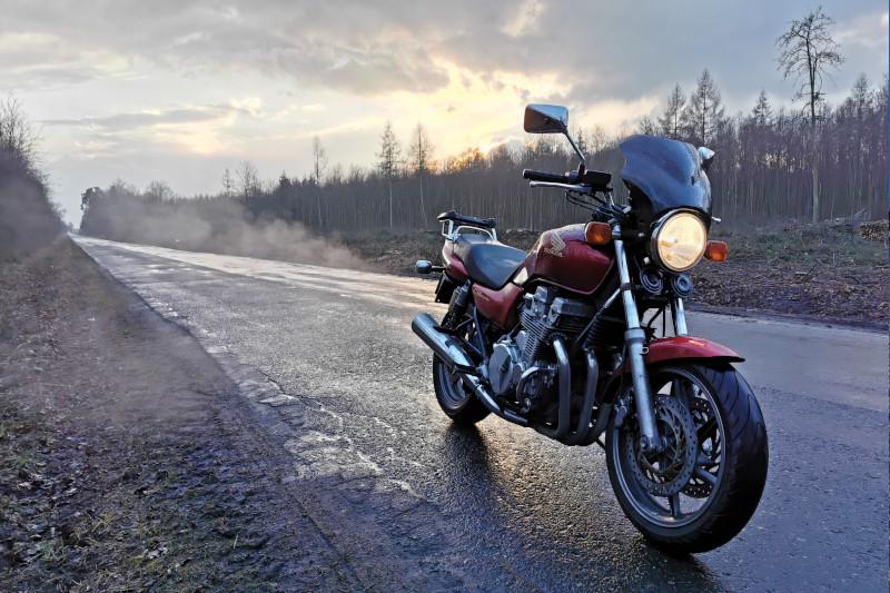 Jaki motocykl kupić? Honda CB 750 Seven Fifty