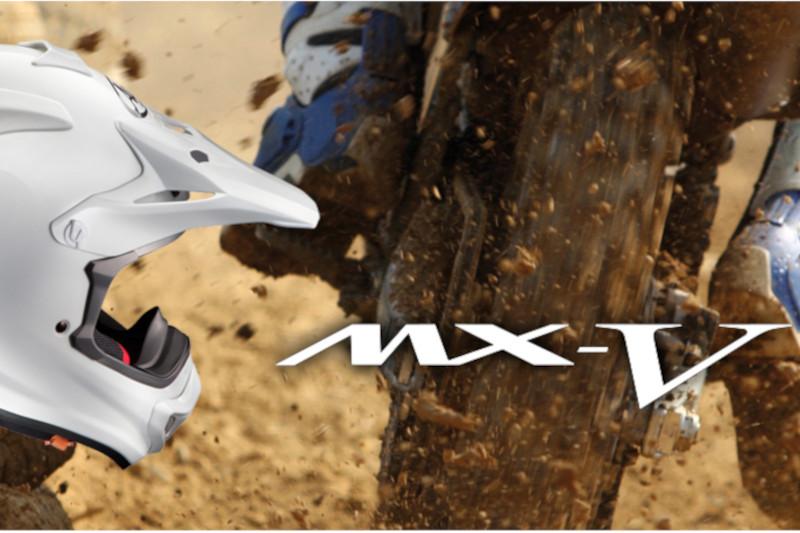 Testujemy bezpieczeństwo kasku do off-roadu - Arai MX-V