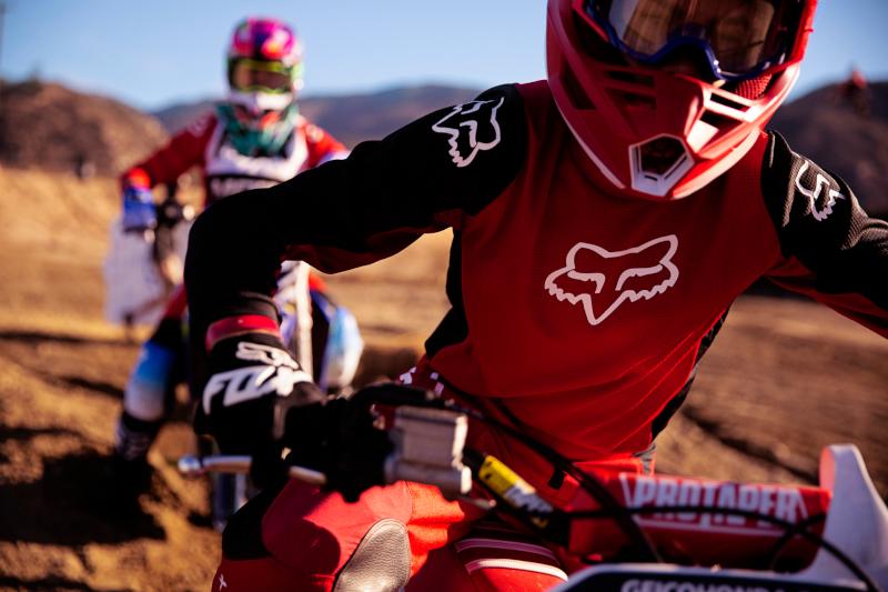 Gogle Fox na motocross, enduro i quady - przegląd kolekcji