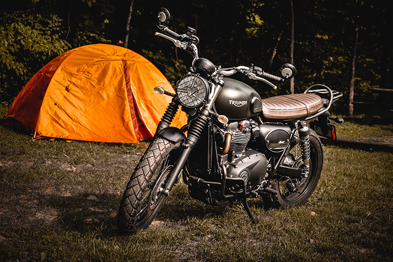Moto Camping. 7 najważniejszych akcesoriów