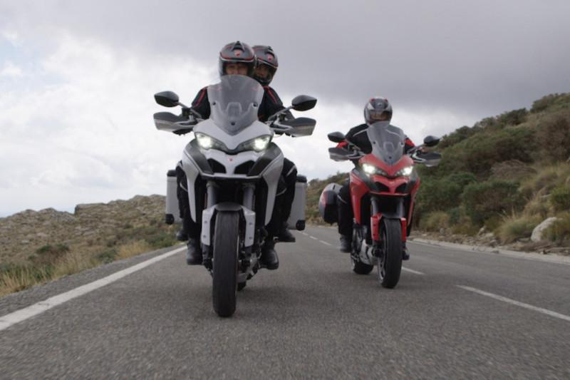 Ducati Multistrada V4? Sensacyjne doniesienia z Niemiec