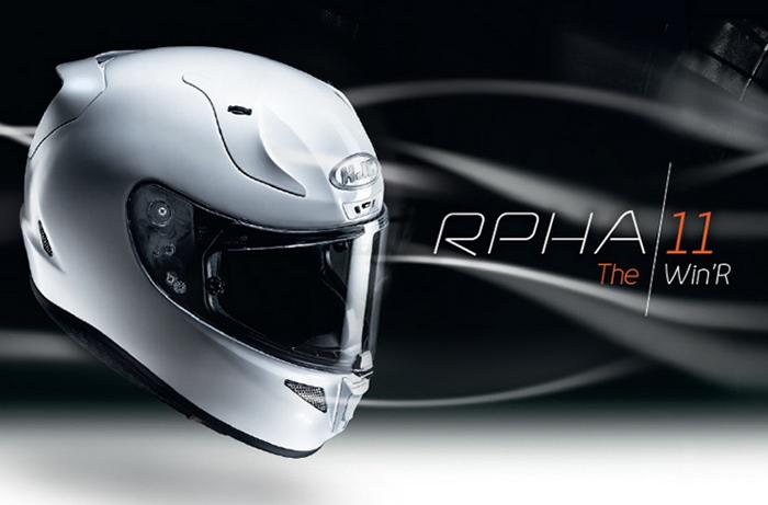 HJC RPHA 11, czyli motocyklowy kask sportowy wymyślony na nowo