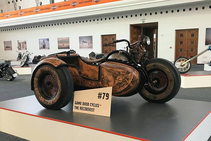 Polski custom The Recidivist wygrywa ważną nagrodę