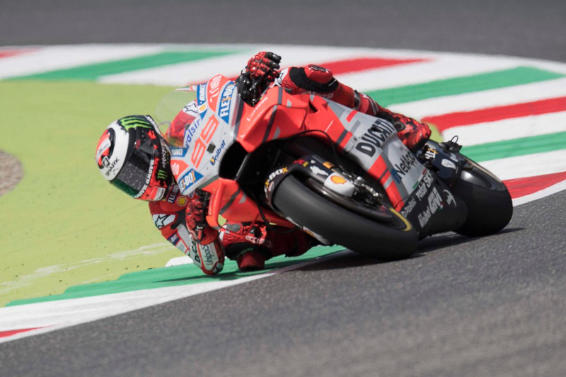 Team Ducati górą! Jorge Lorenzo triumfuje w Mugello