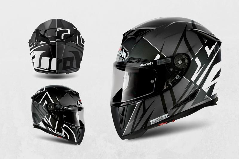 Airoh GP500 - sportowy kask dla wymagających