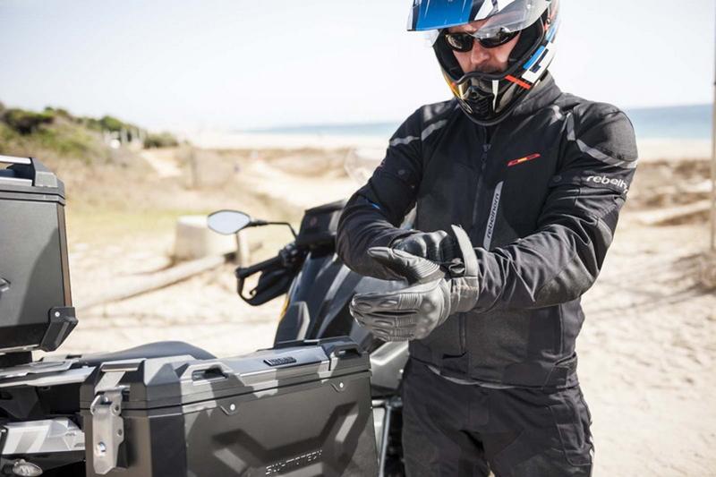 Jak dobrać rozmiar rękawic motocyklowych?