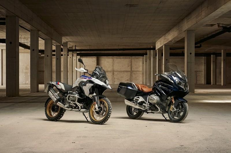 BMW oficjalnie prezentuje R1250GS i R1250RT