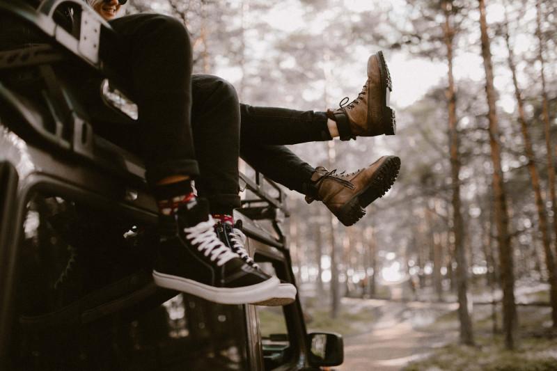 Krótkie buty motocyklowe. Świetny pomysł na lato w mieście