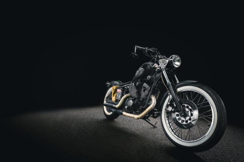 Motocykl chopper - poradnik kupującego