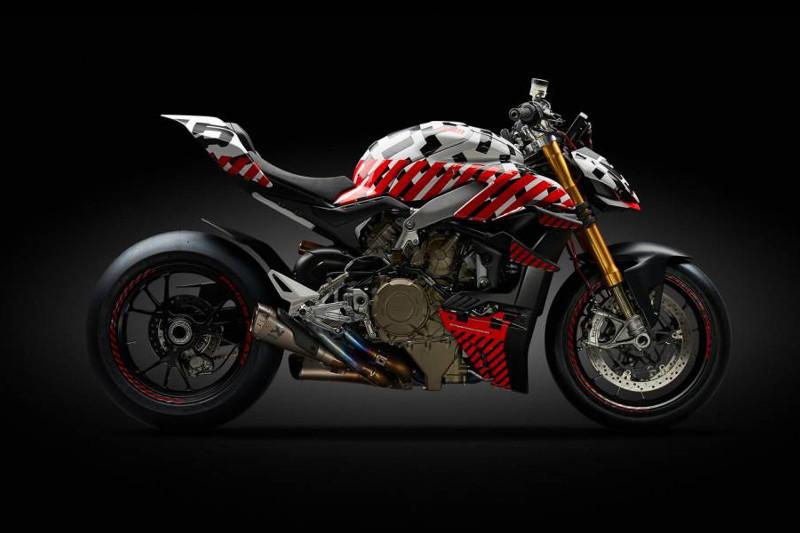 Ducati Streetfighter V4, nuklearna katapulta