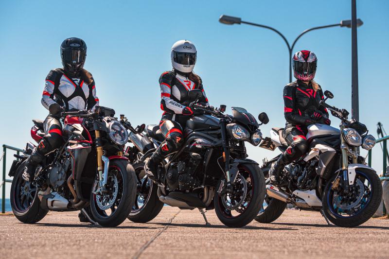 Jak ustawić zawieszenie w motocyklu? Część 3 - geometria motocykla