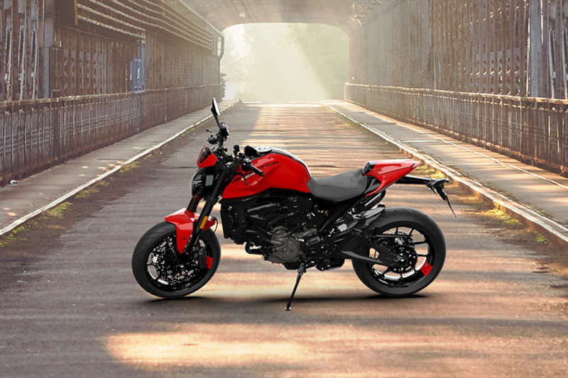 Nowe Ducati Monster bez kratownicowej ramy - tajemnice marketingu