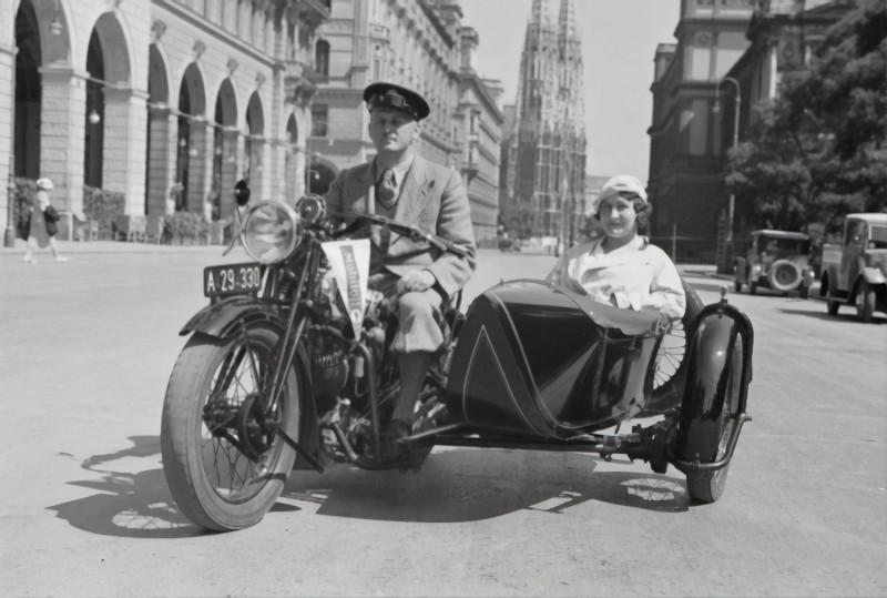 Motocykle i postęp – wczoraj, dziś, jutro