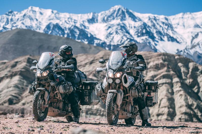 SW-Motech TraX Adventure i Blaze Pro – kufry i sakwy motocyklowe na różne okazje