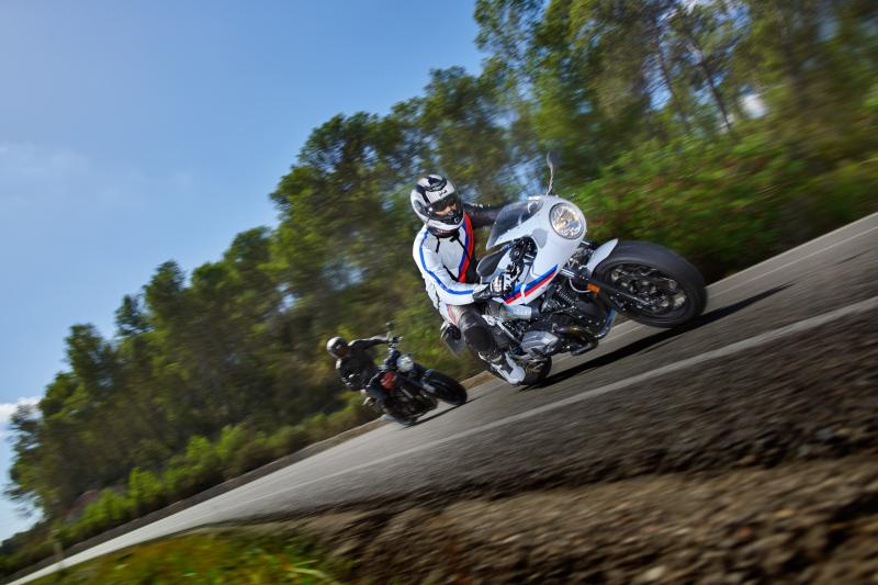 Tytanowe rękawice na motocykl sportowy - Held Phantom II
