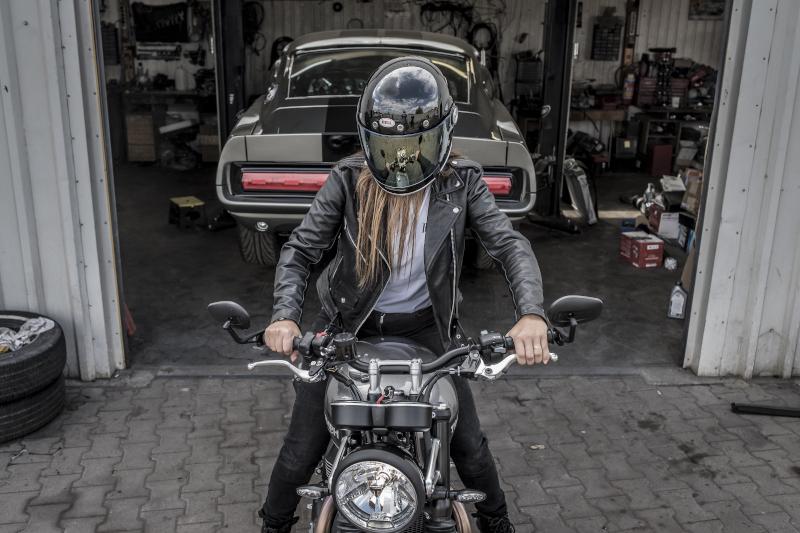 Ramoneska motocyklowa - znajdź z nami swój idealny model!