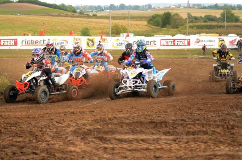 Przedostatnia runda Mistrzostw Polski w quadcrossie