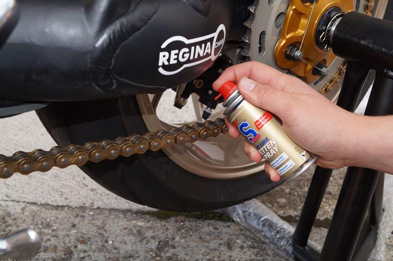 8 zasad prawidłowej obsługi łańcucha w motocyklu