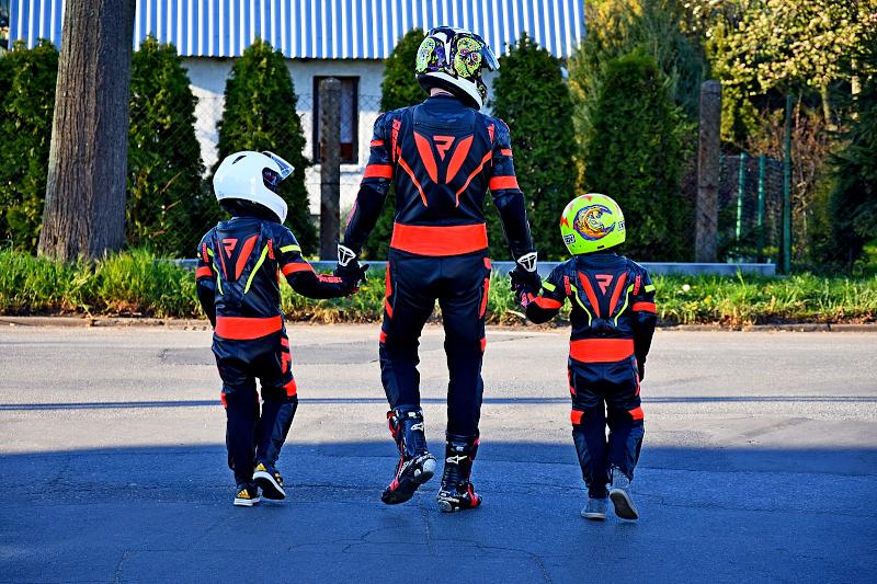 Kask motocyklowy dla dziecka - jak wybrać, na co zwrócić uwagę?