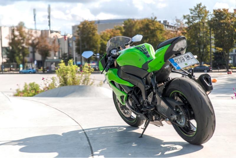 Kawasaki stworzy 10 motocykli hybrydowych w ciągu najbliższych trzech lat!