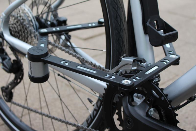 Zabezpieczenie roweru Kryptonite - z czym na złodzieja?