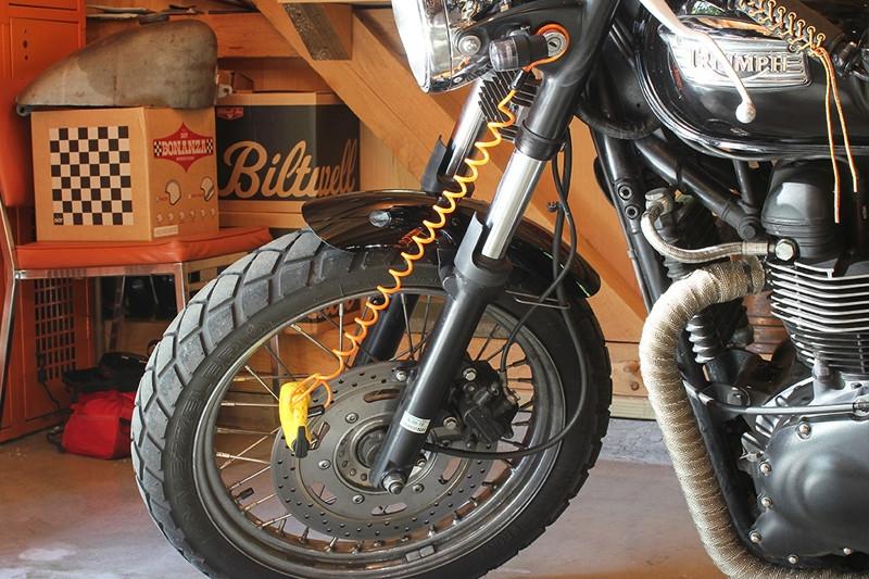 Zabezpieczenie motocykla przed kradzieżą - jak pokonać złodzieja?