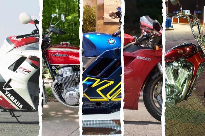 Te motocykle nie są już produkowane. Których Wam najbardziej żal?