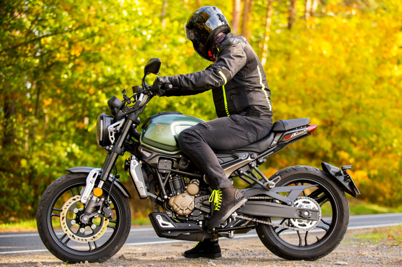 Motocykl dla początkującego - jaki motocykl na początek?