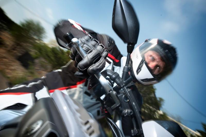 Bezpieczna jazda motocyklem. 8 ważnych patentów