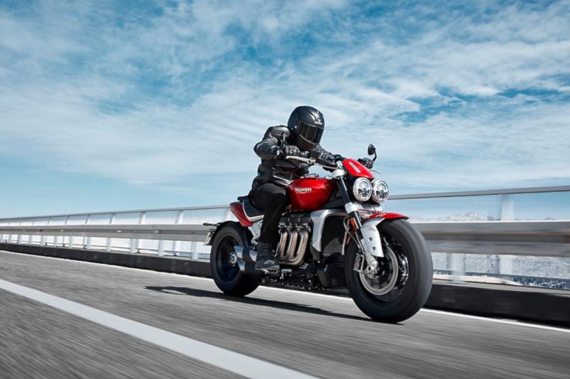 Triumph Rocket III 2019 - nowy Król Motocykli