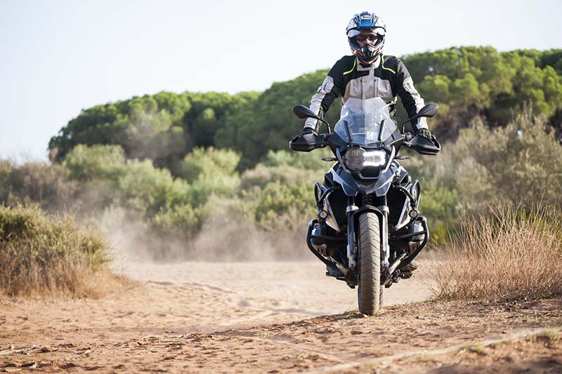 Rebelhorn Hiker III - kurtka motocyklowa na każdą okazję