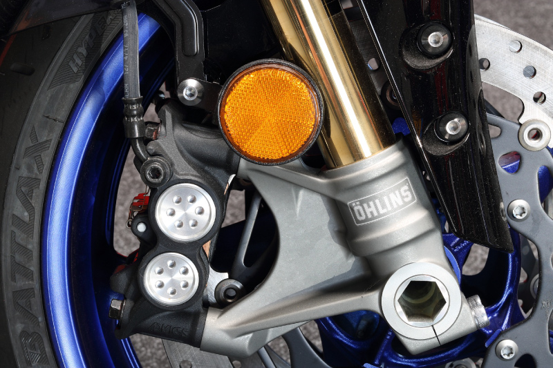 Jak ustawić zawieszenie w motocyklu? Część 2 - parametry pracy amortyzatora