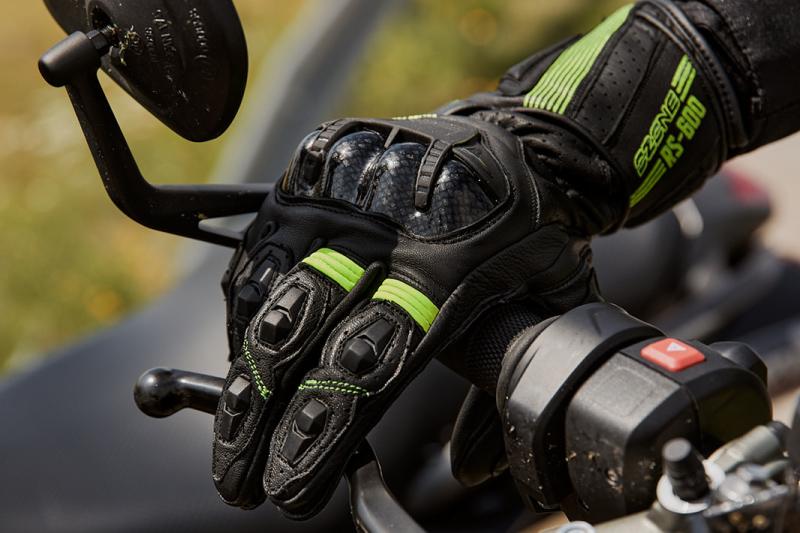 Jak przygotować strój motocyklowy do zimy? Część 2 - rękawice