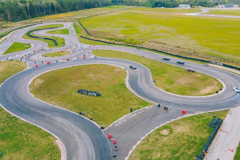 Torowe Zakończenie Sezonu Motocyklowego w Białymstoku