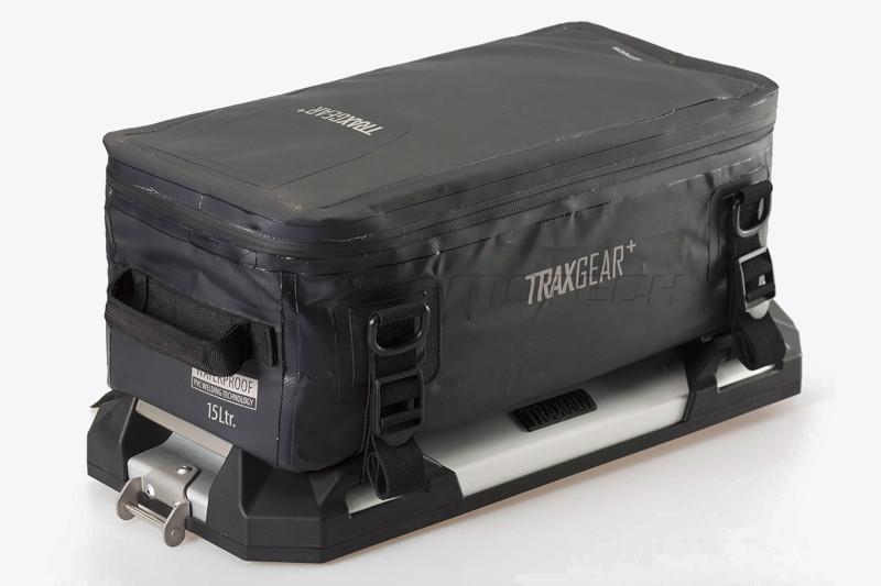 Brak miejsca na bagaż? Torba Trax Gear+ na kufer rozwiąże ten problem