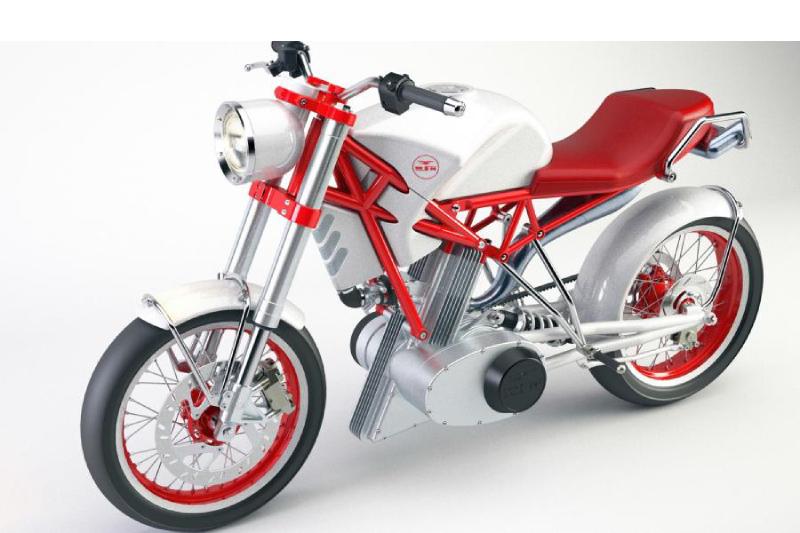 Nowy motocykl WSK. Mamy pierwsze wizualizacje