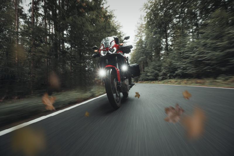 Jak przedłużyć sezon motocyklowy? Jesień na motocyklu - 10 rad